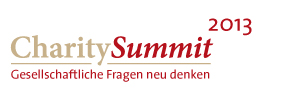 Logo Charity Summit 2013